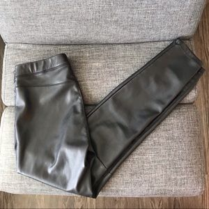 Free People Pants - Free People Faux Leather Pants (26)